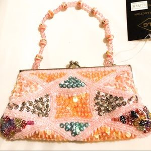 Handbags - Beautifully embellished clutch